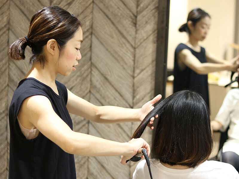 calm apartment SPA×HAIR 店舗イメージその7