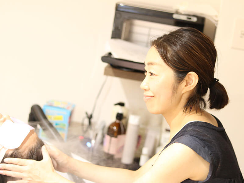 calm apartment SPA×HAIR 店舗イメージその2