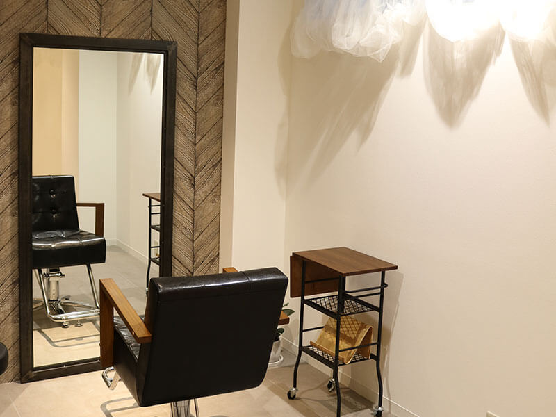 calm apartment SPA×HAIR 店舗イメージその3