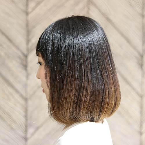 calm apartment SPA×HAIR HAIR STYLE ボブスタイルその1