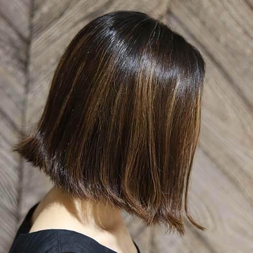 calm apartment SPA×HAIR HAIR STYLE ボブスタイルその3