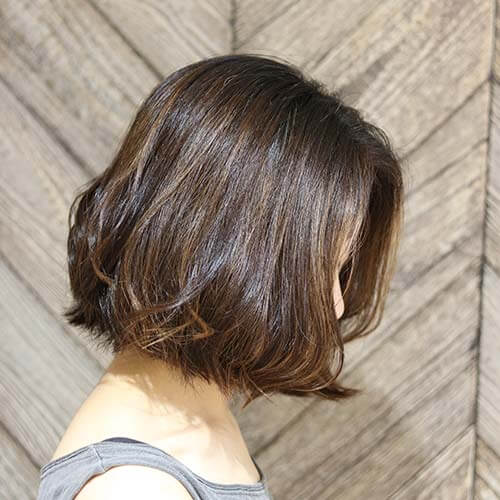 calm apartment SPA×HAIR HAIR STYLE ボブスタイルその4